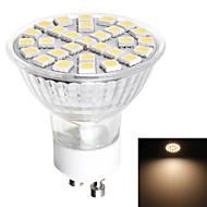 1 pcs 3 W 29 LED X SMD 5050 170 LM 3000 K /6000K Warm White / Natural White GU10 Spot Lights (110-240V)