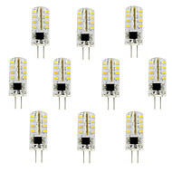 10pcs G4 3W 32x3014SMD 180LM 3000K/6000K WarmWhite/Cool White Light LED Corn Bulb(AC200-240V)