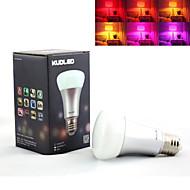 Lampadine LED smart MORSEN E26/E27 7 W Intensità regolabile/Controllo a distanza/Decorativo LM Colori primari 1 pezzo AC 85-265 V