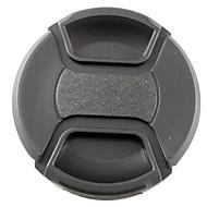 mengs® 67mm composant logiciel enfichable sur la couverture du capuchon d'objectif avec de la ficelle / laisse pour Nikon, Canon et Sony