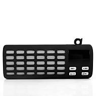 ut døren trådløs høyttaler med TF / FM / LED lys / NFC
