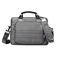 GEARMAX® Men's Business Denim Waterproof Laptop Briefcase Bag for Macbook Air 13 Pro 13 with Retina