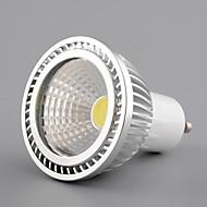 1 pcs Bestlighting GU10 5 W 1 X COB 450 LM K Warm White/Cool White/Natural White PAR Dimmable Spot Lights AC 220-240 V