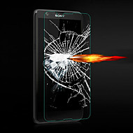 premium gehard glas scherm beschermende folie voor de Sony Xperia e4