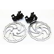 Cykling/Mountain Bike/Vejcykel/MTB/BMX/Andre/Fixed Gear Bike/Rekreativ Cykling - Skivebremse sæt - Bike Bremser og dele ( Sort ,Aluminium