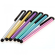 kinston® 6 x universele touch screen stylus pen clip voor iPhone / iPod / iPad / samsung en andere