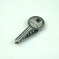 Mini Fold Key Pocket Chain Peeler Portable Camping Key Ring Tool