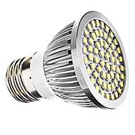 7W E26/E27 Lâmpadas de Foco de LED 60 SMD 2835 700 lm Branco Quente / Branco Natural Decorativa AC 220-240 / AC 110-130 V 1 pç