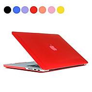 Üst 13,3 inç (çeşitli renklerde) retina macbook için süper ince kristal şeffaf sert tam vücut davasını satan
