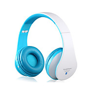 KG-5012 Multi-Function Stereo Sound Collapsible Wireless Bluetooth Headphones with Memory Card Support, FM