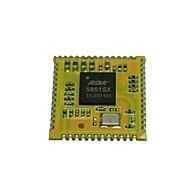 bluetooth audio-moduuli tukee bt puhelu / FM-radio, HFP / HSP, OPP, A2DP / AVRCP, PBAP