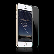 iphone 5 5s 5c kompatibel 0.3mm ultra herdet glass membran skjermbeskytter