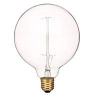 1 sztuka E26/E27 40 W 1 480 LM Ciepła biel Lampy LED filiament AC 220-240 V