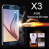 Ultimate Shock Absorption Screen Protector for Samsung Galaxy S6 edge  (3pcs)