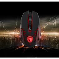 nye sades nyeste 3500dpi optisk ledet seks knapper Gaming Mouse for pro spillere zina