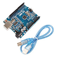 Improved Version UNO R3 ATMEGA328P Board Arduino Compatible