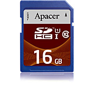 Apacer geheugenkaart sdhc 16gb UHS-I u1 class 10