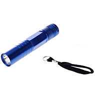 6 Sides Mini Portable Flashlight Torch (Assorted Colors)