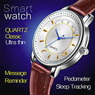 Y5 smart kvarts watch skritteller anti-tapt med bluetooth 4.0 for iOS&android