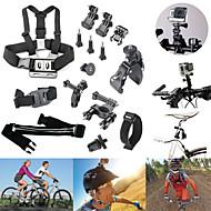 Bike Racks/Selim Grampos/Parafusos/Guiador Tape/Ferramentas da bicicleta/Outros/Abraçadeiras ( Preta ,ABS/Metal/liga de