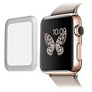 프리미엄 유리 필름 0.2mm의 진짜 스마트 시계 사과 시계를 완벽하게 커버 금속 가장자리 화면 보호기와 강화 유리