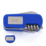 Presente Personalizado Keychain - de Aço Inoxidável - Glamorouso