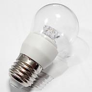 2 pcs 2015 new design 3W led bulb wit 12pcs SMD 3014 250lm+/-10% LM 2700K, 3000K, 4000K, 5000K, 6500K K A Dimmable