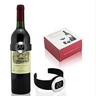 kreatív tervezés intézkedés vörösbor automatikusan hőmérséklet bor hőmérő