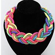 Žene Choker oglice Legura Moda Ručno izrađen kostim nakit Jewelry Za Special Occasion Rođendan