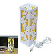 jiawen® e27 7w 560lm 3000-3200K / 6000-6500K warm wit / wit led tafellamp (AC 110-220V)
