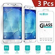 magic spider®0.26mm 2.5d kárt védelem edzett üveg képernyővédő fólia Samsung Galaxy A8 (3 db)