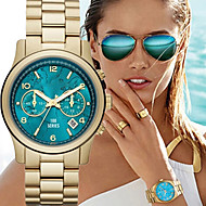 Fashion Women's Watch Quartz Watch Gold Wrist Watch Cool Watches Unique Watches