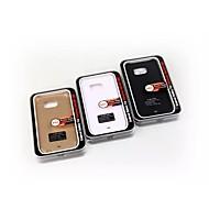 4800mAh externe bewegliche Unterstützungsbatterie für Samsung-Galaxie s6 (verschiedene Farben)