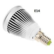 7W E14 / GU10 / E26/E27 תאורת ספוט לד 1 COB 600-630 lm לבן חם / לבן קר AC 85-265 V