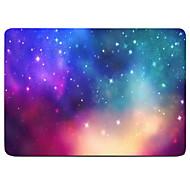 diseño de cielo estrellado funda protectora de cuerpo completo de ensueño para los de 11 pulgadas / 13 pulgadas de aire nuevo macbook