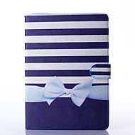 Pro Samsung Galaxy pouzdro Pouzdro na karty / Peněženka / se stojánkem / Flip / Vzor Carcasă Oboustranný Carcasă Vlnky PU kůže SamsungTab