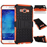 Mert Samsung Galaxy tok Ütésálló Case Hátlap Case Páncél PC Samsung A8 / A7 / A5 / A3  2015