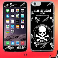 Cartoon Toughened Glass Film for iPhone 6 Plus