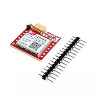 sim800l quad-band ağ Mini gprs gsm çıkış modülü