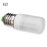 Lâmpadas Espiga E14 / G9 / E26/E27 3W 175 LM 6000K K Branco Quente / Branco Frio 48 SMD 3528 AC 220-240 / AC 110-130 V T