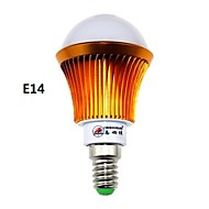 Lampadine globo 16 SMD 5630 ZHISHUNJIA E14/E26/E27 8 W Decorativo 680 LM Luce fredda/Blu AC 85-265 V