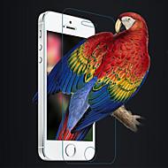hd eksplosjon bue langs kanten herdet glass beskyttelse film for iPhone 5 / 5s