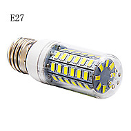 E14/G9/E26/E27 12 W 56 SMD 5730 1200 LM Warm White/Cool White Corn Bulbs AC 220-240 V