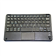 2 in 1 Portable Ultra-Thin Bluetooth V3.0 Bluetooth Keyboard With Touch Mouse