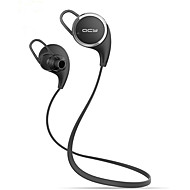 qcy qy8 esportes mini-estéreo sem fio Bluetooth que funcionam earbuds fones de ouvido fone de ouvido (branco&preto)