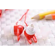"""3.5 מ""""מ 1.0 אוזניות קלאסיות ב100cm אוזן עבור iPhone / סמסונג / Huawei / דוחן / אורז אדום / HTC (צבע שונים)"""