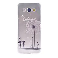Pour Samsung Galaxy Coque Motif Coque Coque Arrière Coque Pissenlit PUT pour Samsung A8 A7 A5 A3