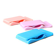 Color Square Metal+TPU Folding Bracket for Samsung(Random Colors)