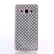 Voor Samsung Galaxy hoesje Strass hoesje Achterkantje hoesje 3D cartoon TPU Samsung J7 / J5 / J1 / E7 / E5