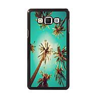 Voor Samsung Galaxy hoesje Hoesje cover Patroon Achterkantje hoesje Boom PC voor Samsung A8 A7 A5 A3